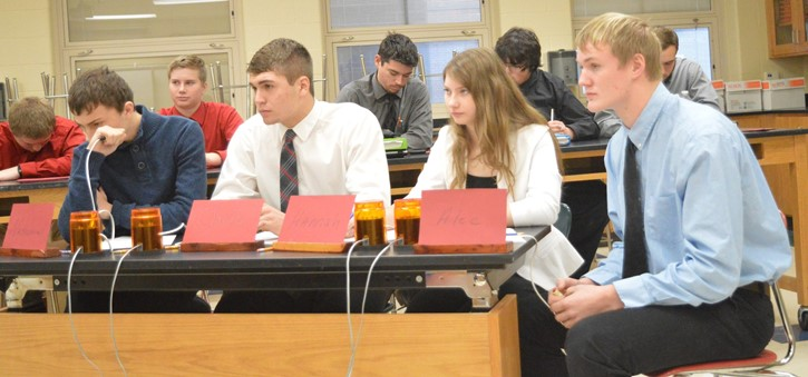Mohawk Academic Team