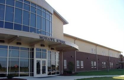 Mohawk School Building