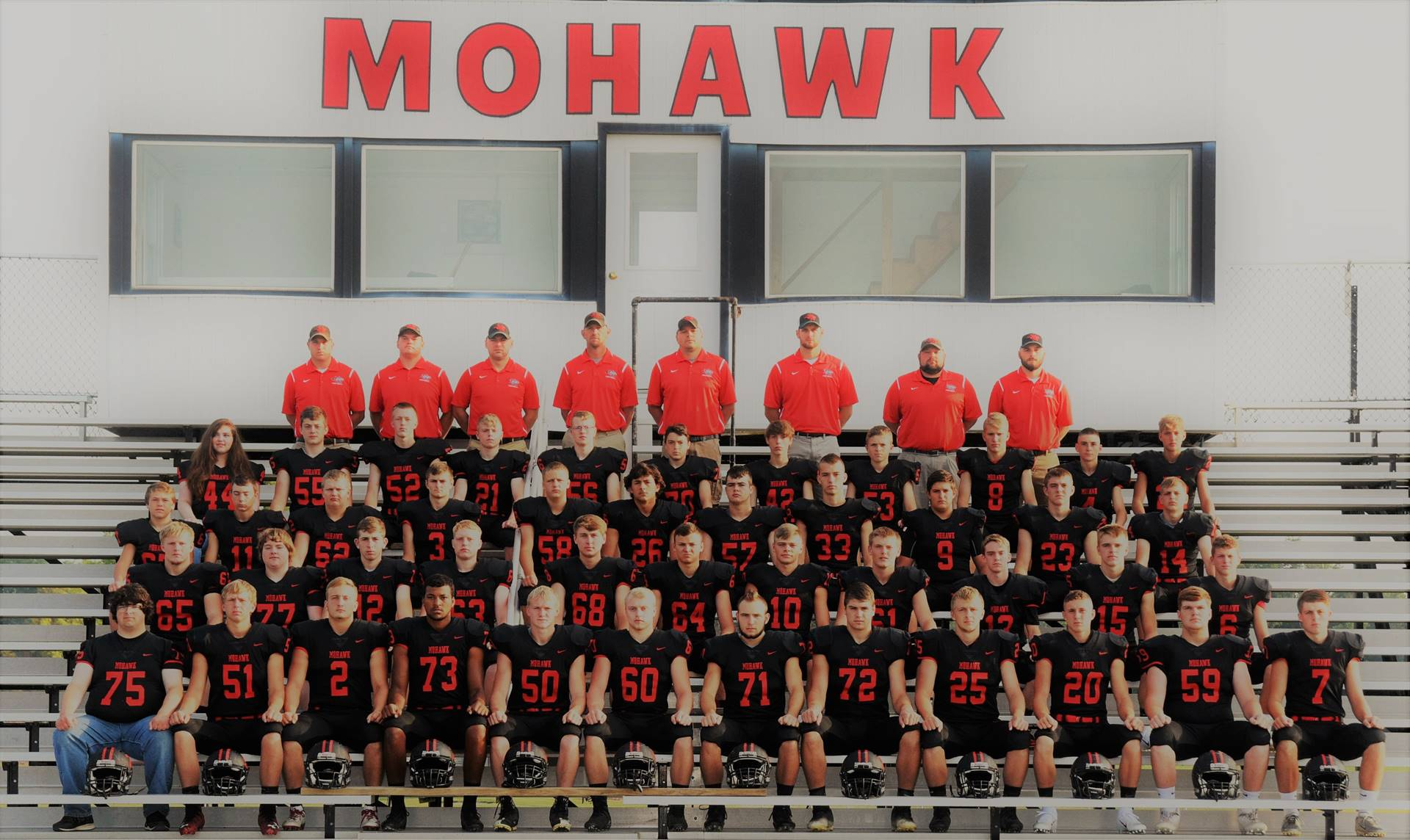 2018 Mohawk Football