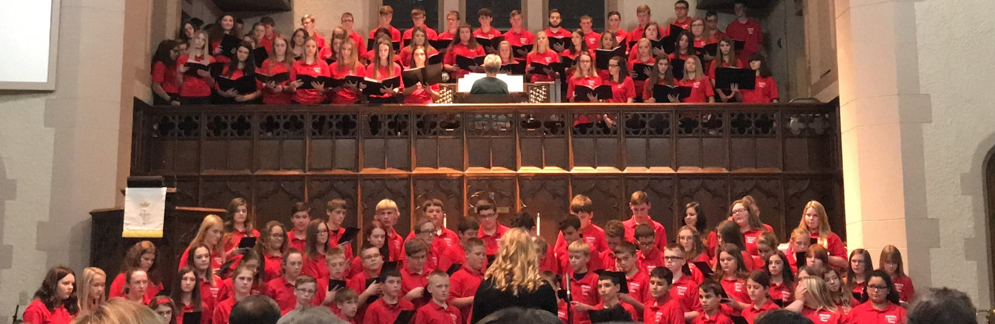 Mohawk JH & HS Choir