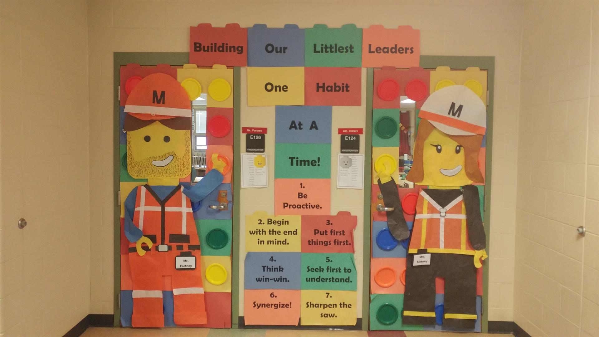 Building Leaders Theme
