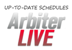 Arbiter Live (Up to Date Schedules)